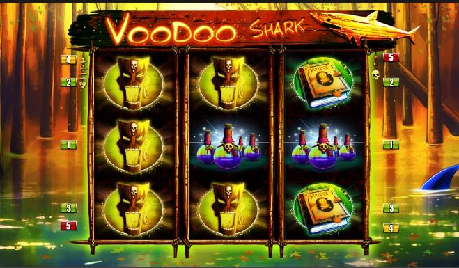 Voodoo Shark demo