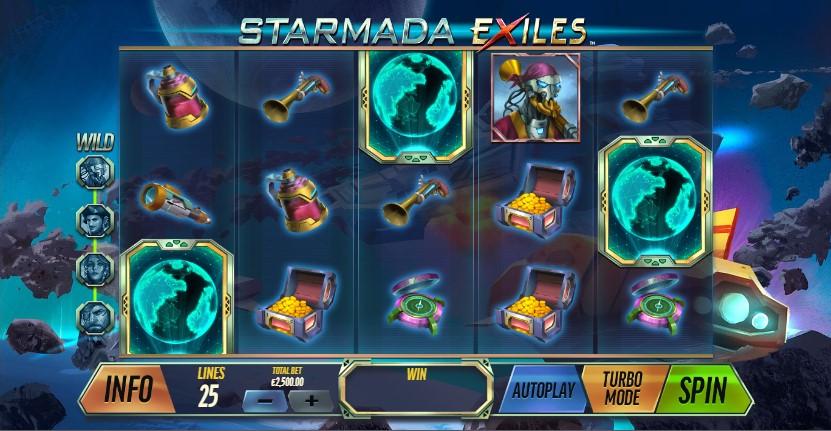Starmada Exiles demo