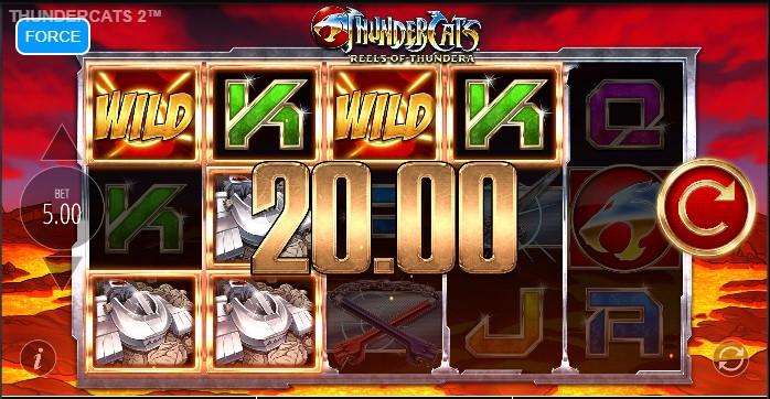 Thundercats: Reels of Thundera demo