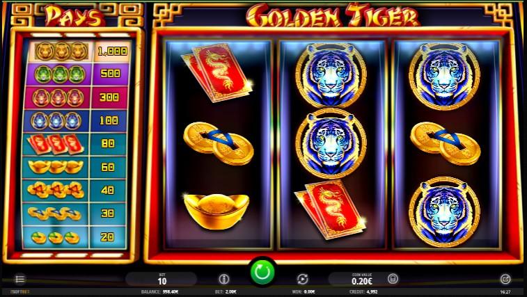 Golden Tiger demo