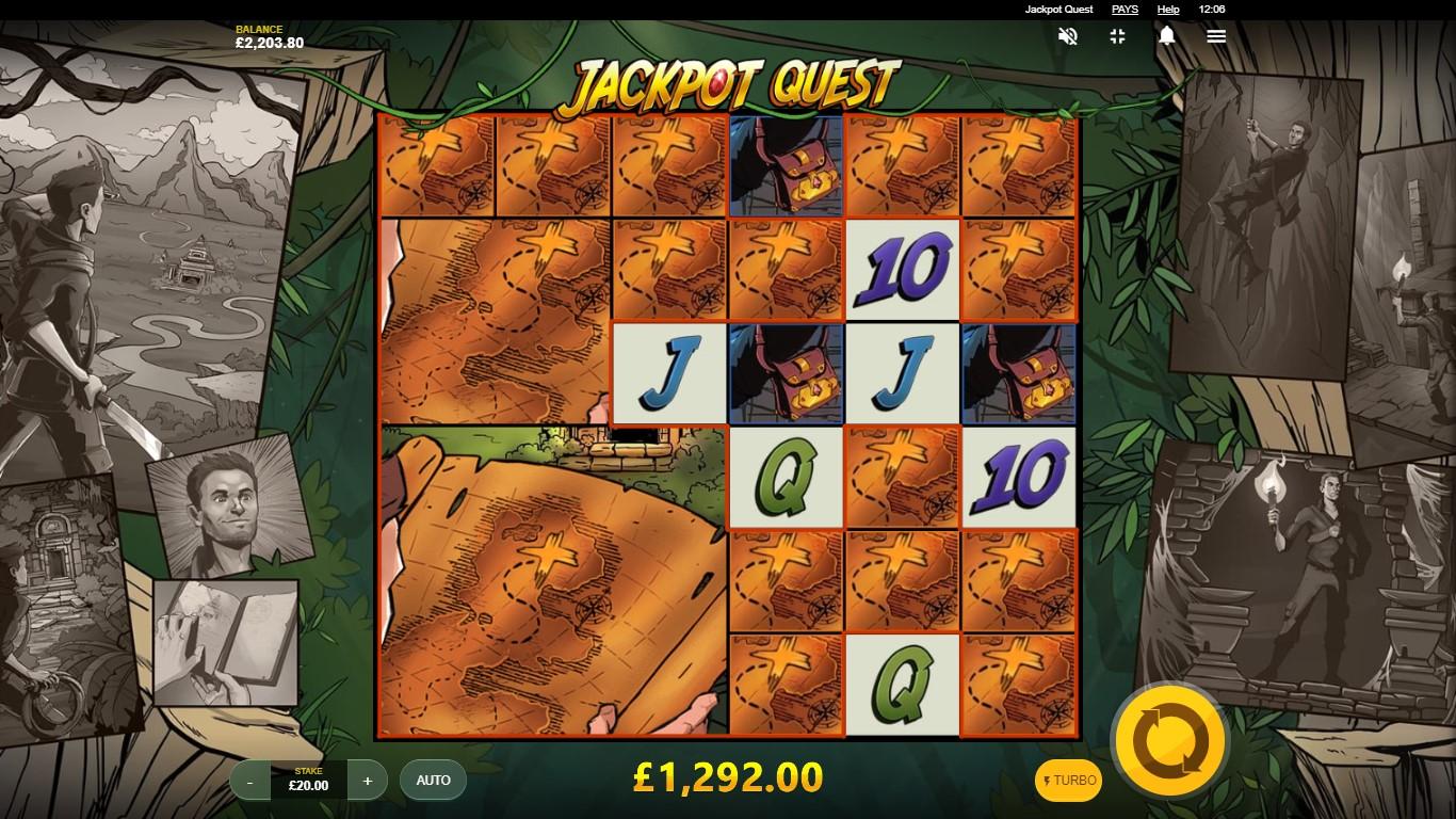 Jackpot Quest demo