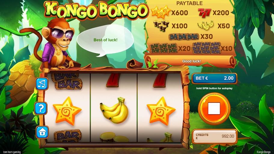 Kongo Bongo demo