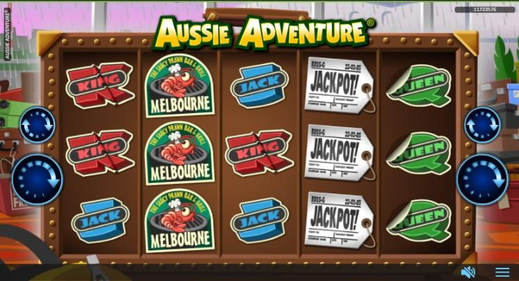 Aussie Adventure demo