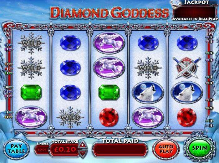 Diamond Goddess demo