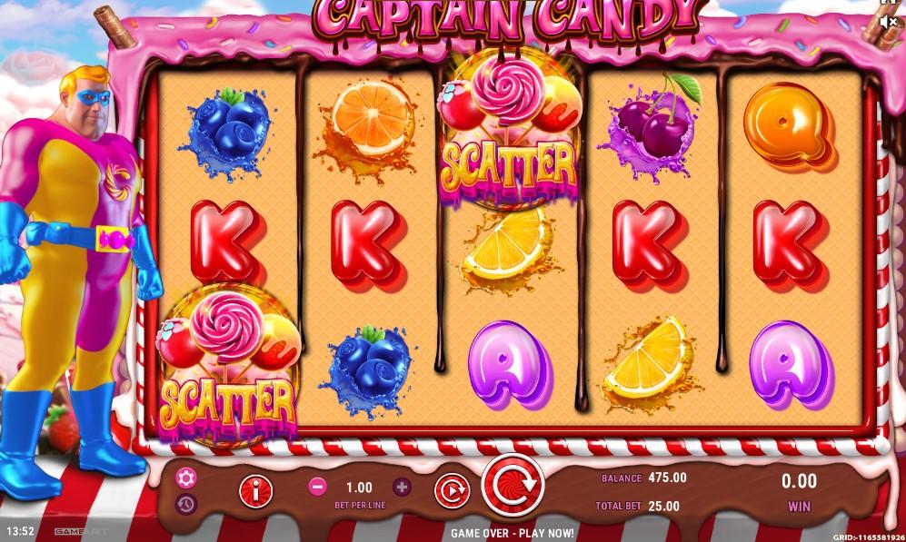 Spiele Captain Candy - Video Slots Online