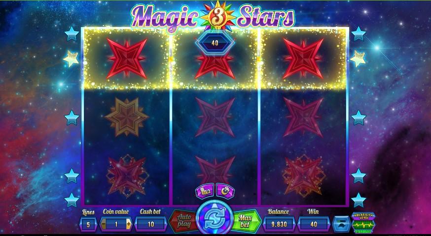 Magic Stars 3 demo