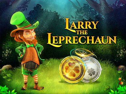 Larry the Leprechaun demo