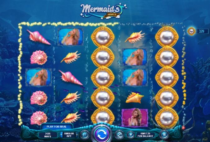 Mermaid's Pearls  demo