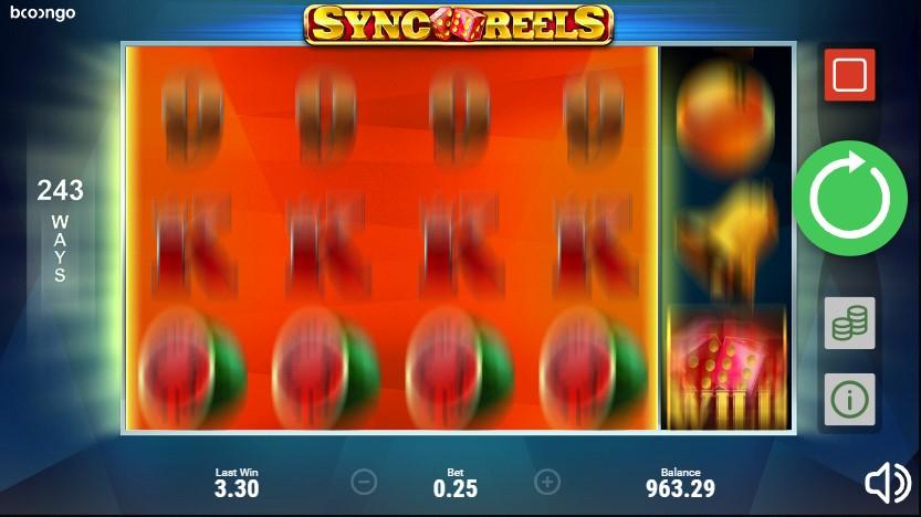Sync Reels demo