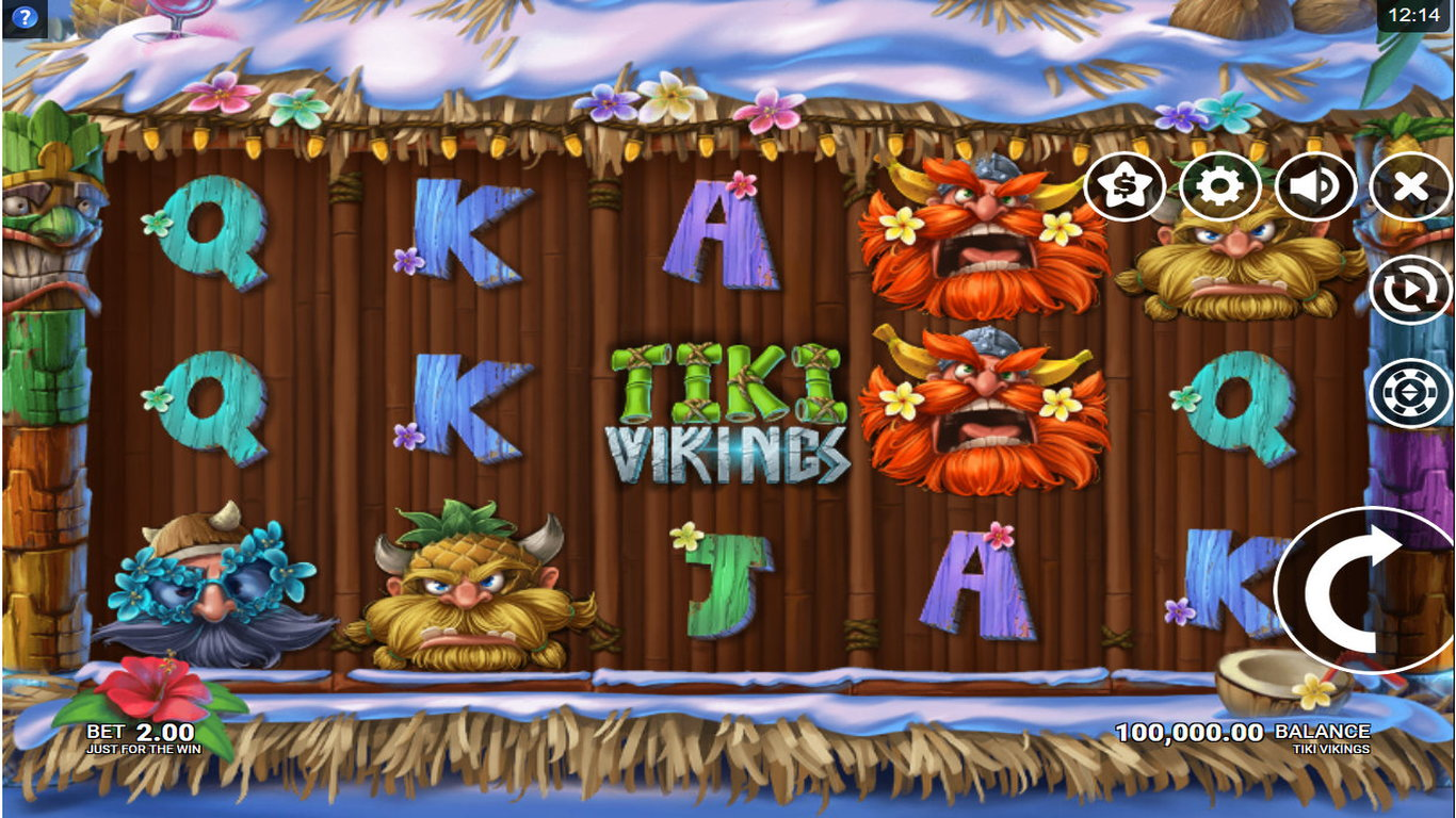Tiki Vikings demo