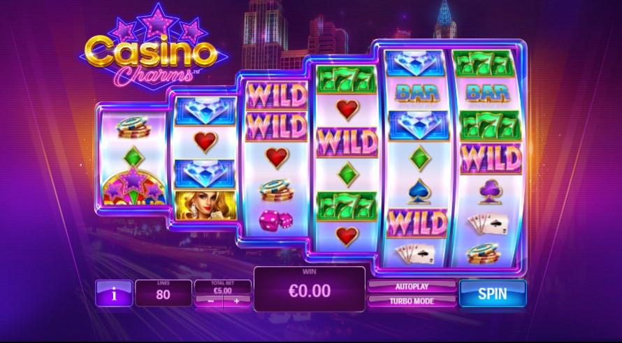Casino Charms demo