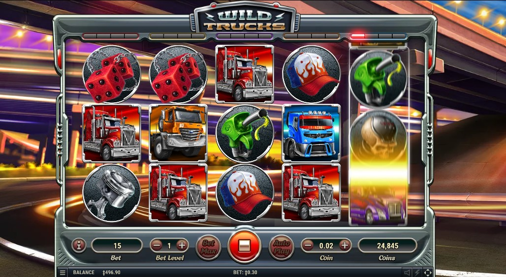 Wild Trucks demo