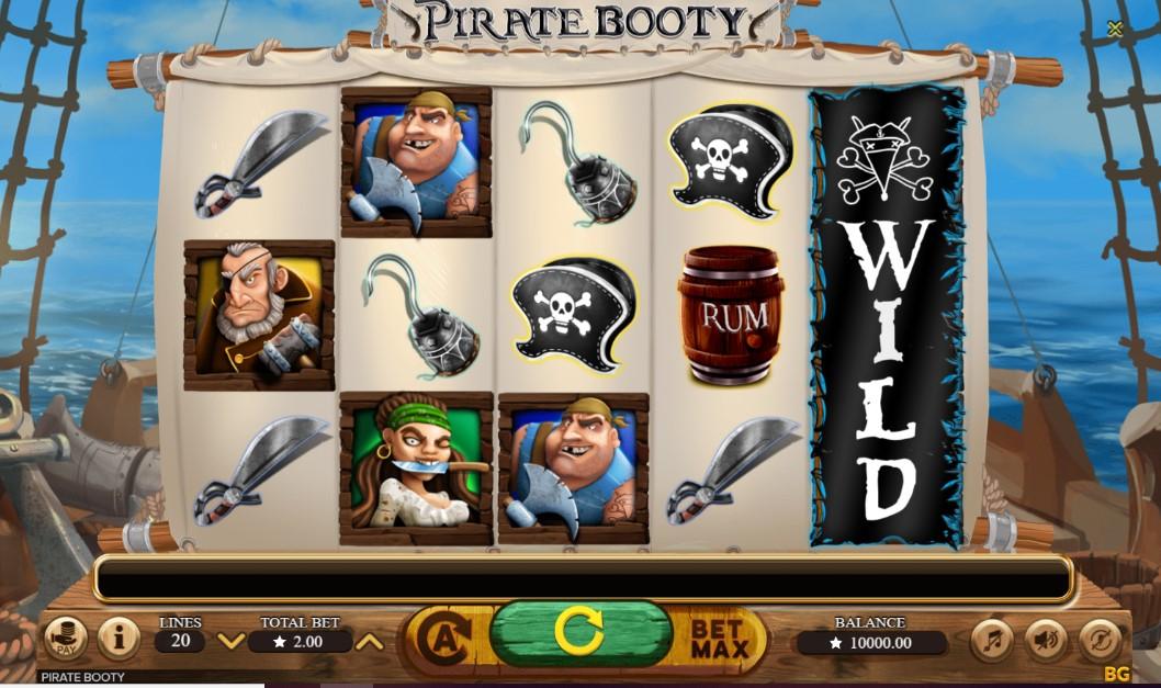 Pirate Booty demo