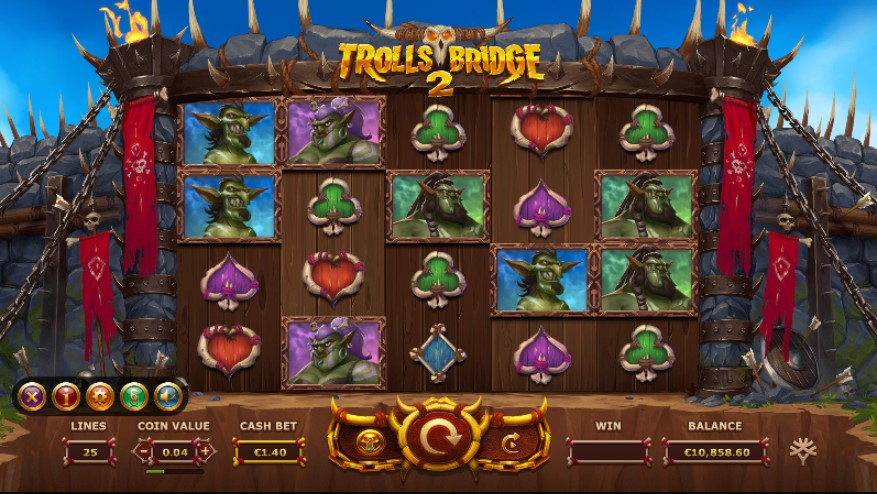 Trolls Bridge 2  demo