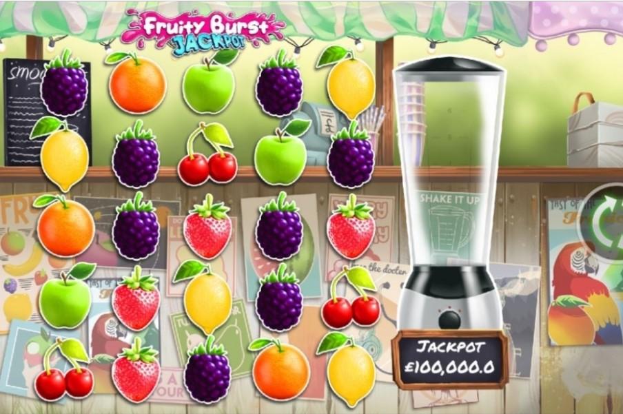Fruity Burst Jackpot demo