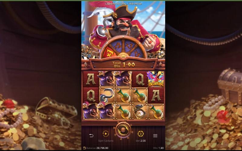 Captain's Bounty demo