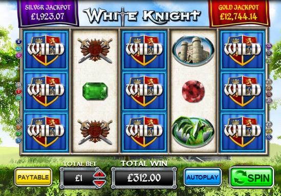 White Knight demo
