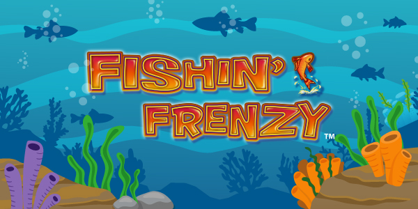 Play Fishin Frenzy Slot Claim Up To 100 Spins