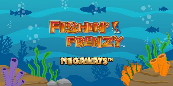 Play Free Fishin Frenzy Megaways Slot Claim Bonus With Slotswise