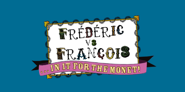 Frederic Vs Francois In It For The Monet demo