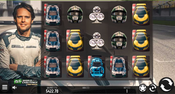 GT World Challenge by Andy Soucek demo