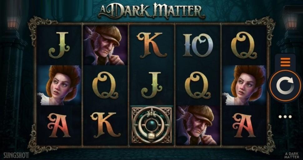 A Dark Matter demo