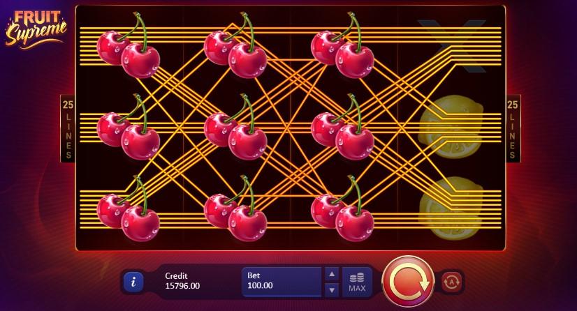 Fruit Supreme demo