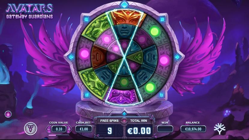 Avatars: Gateway Guardians demo