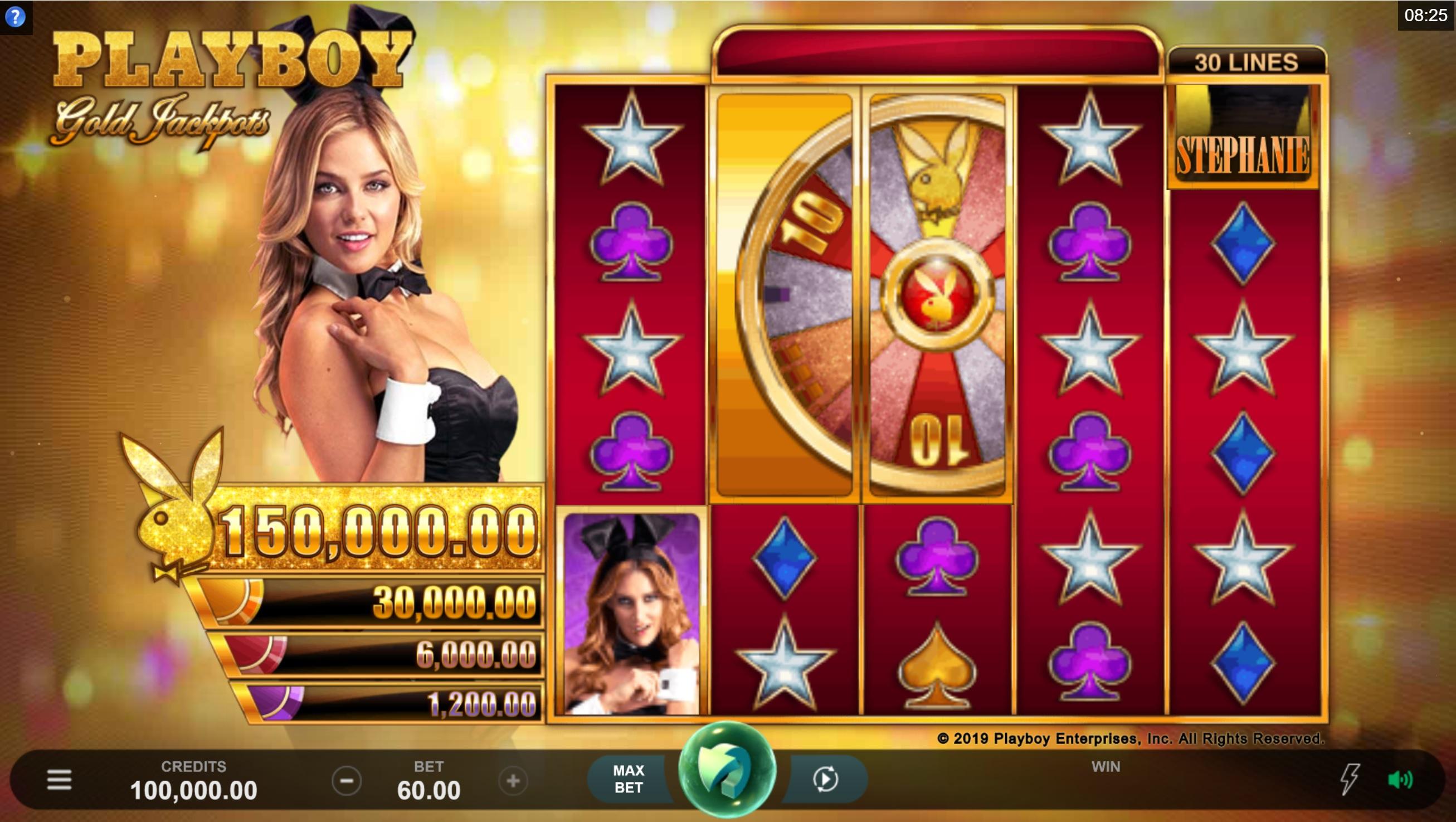 Playboy Gold Jackpots  demo