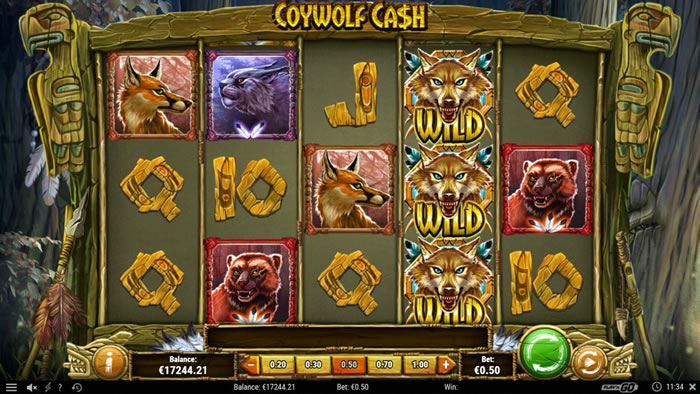 Coywolf Cash demo