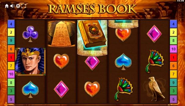 Ramses Book demo