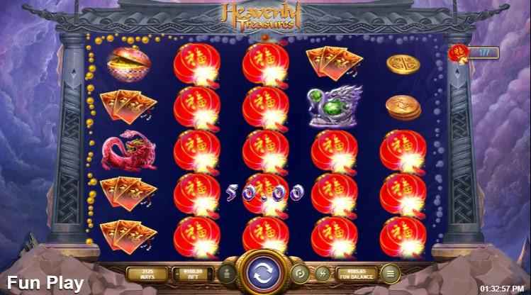 Heavenly Treasures demo