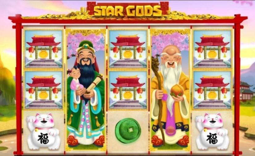 Star Gods  demo