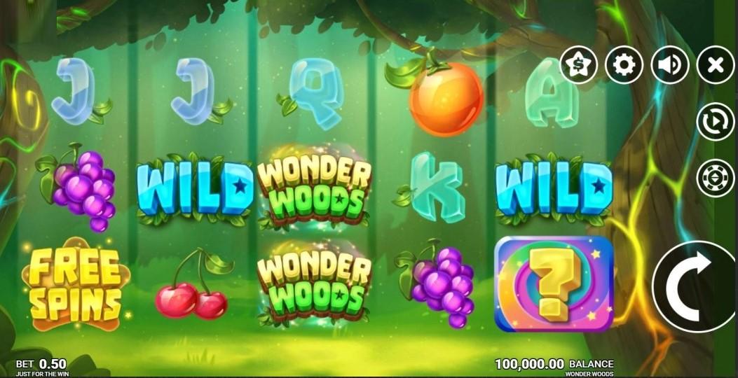 Wonder Woods  demo