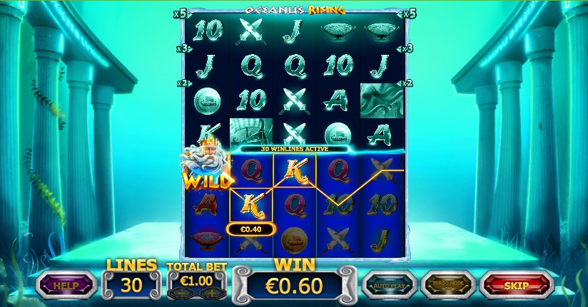 Icon strategy dive under the sea in oceanus rising slot questions omania]