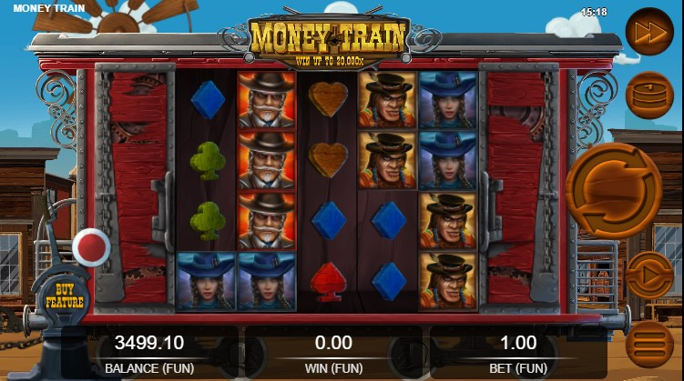 Money Train demo