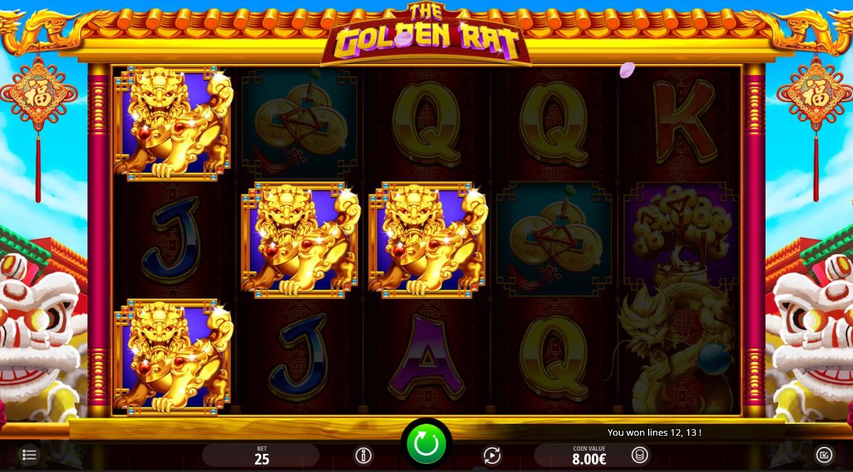 The Golden Rat  demo