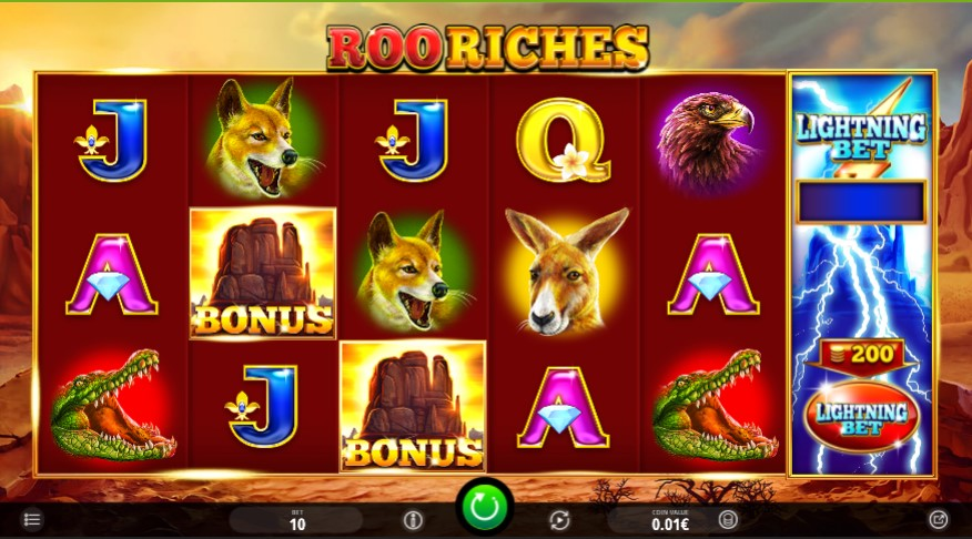 Roo Riches  demo