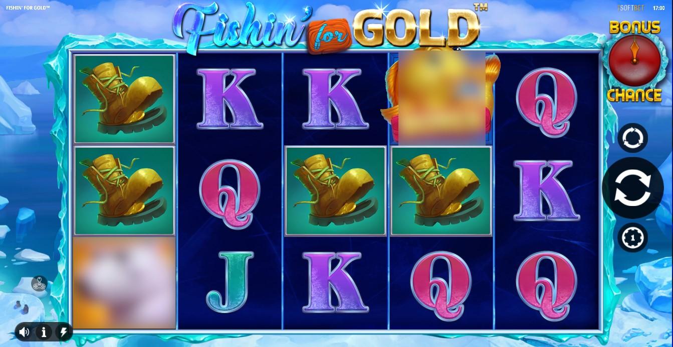 Fishin' For Gold demo