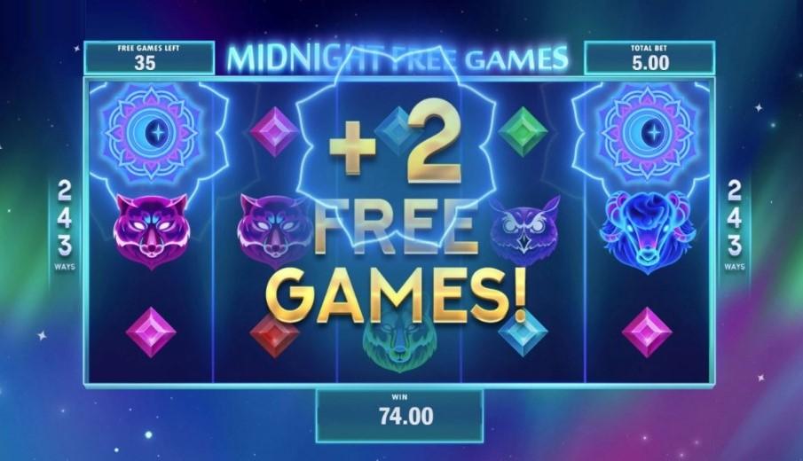 Midnight Wilds  demo