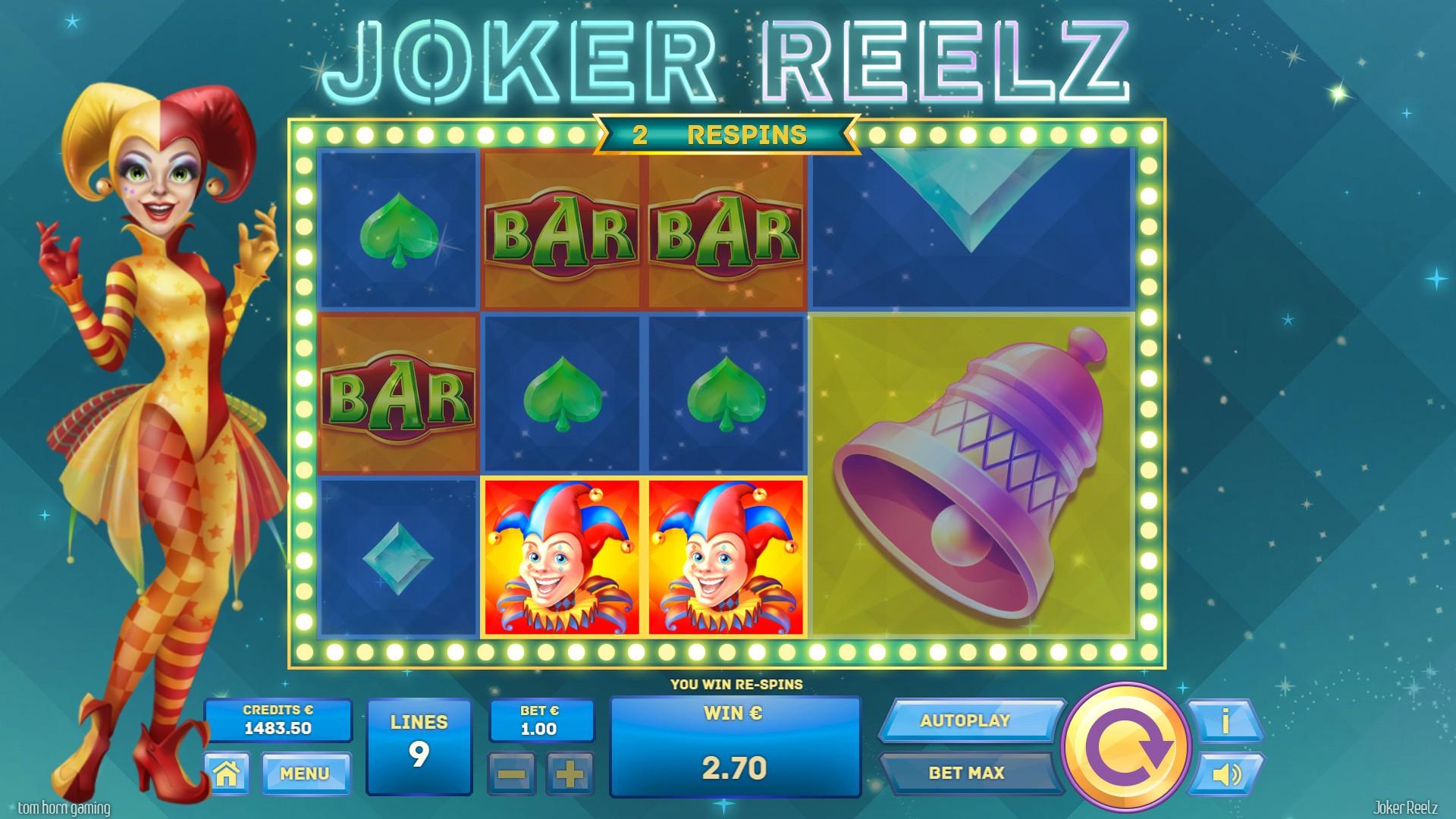Joker Reelz  demo