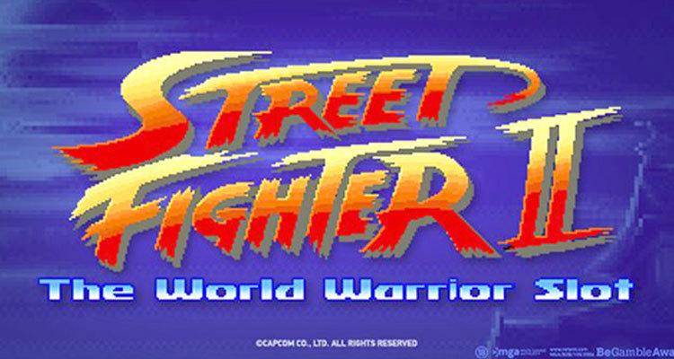 Street Fighter II The World Warrior demo