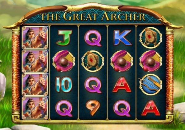 The Great Archer demo