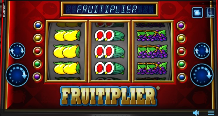 Fruitiplier  demo