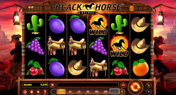 Black Horse Deluxe  demo