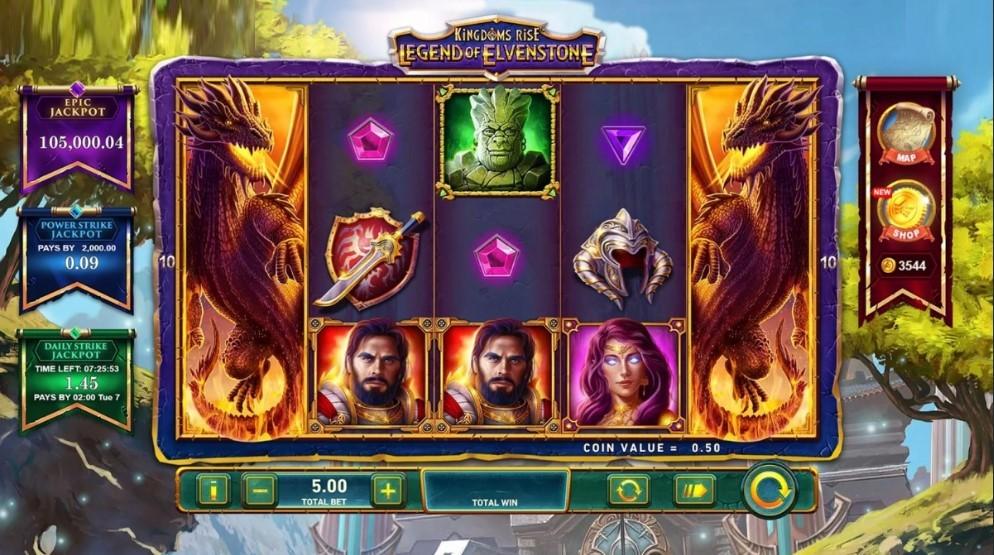 Kingdoms Rise: Legend of Elvenstone  demo