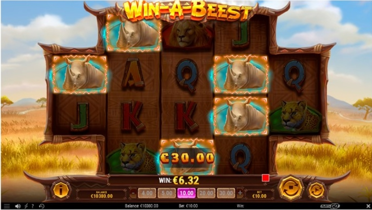 Win-A-Beest  demo