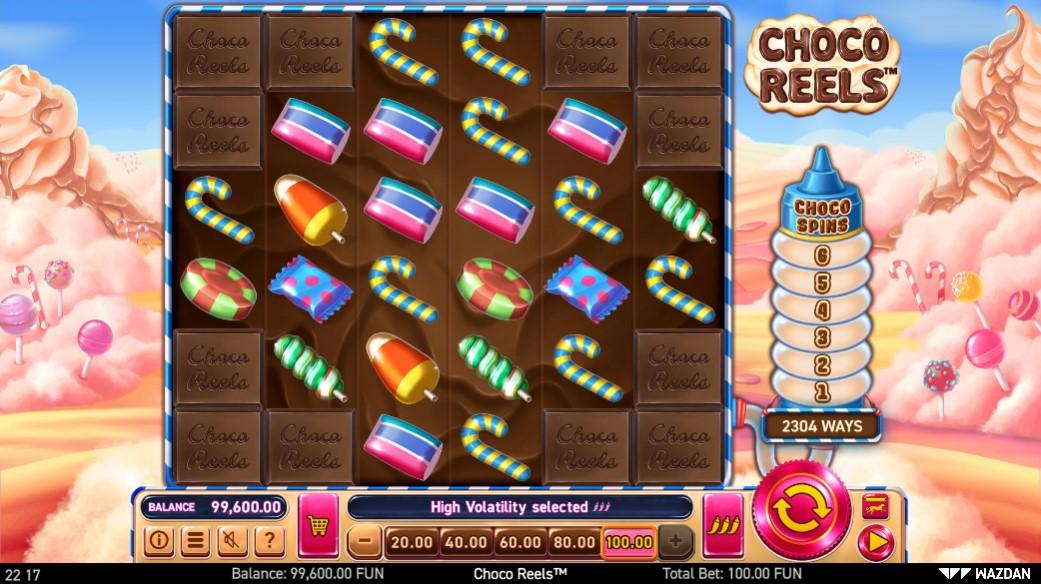 Choco Reels demo