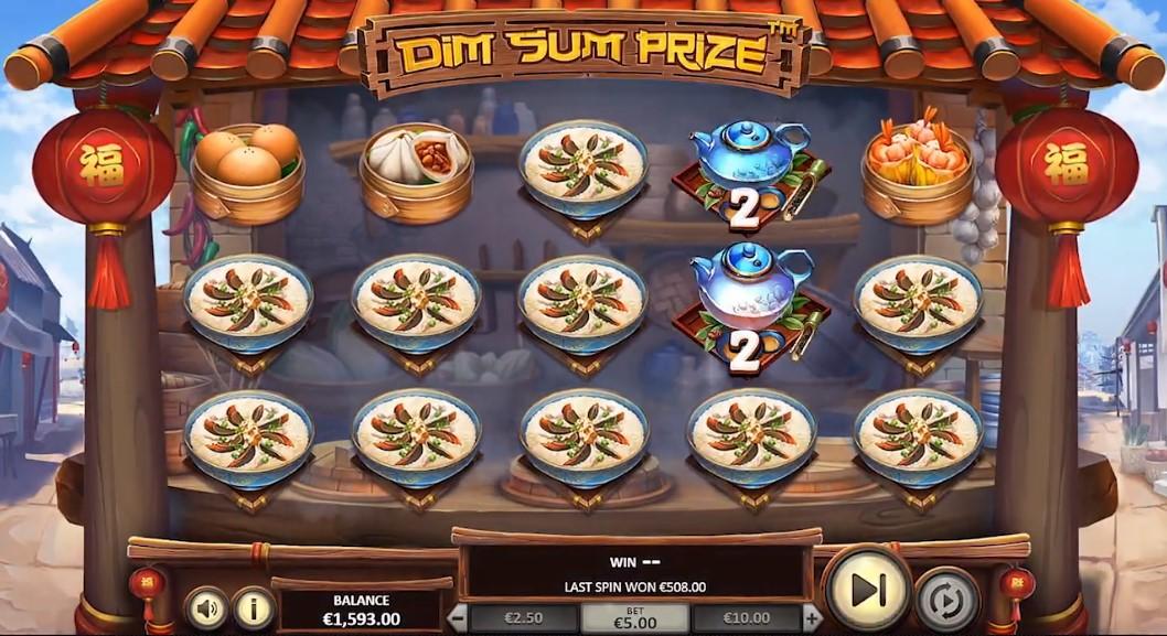 Dim Sum Prize demo