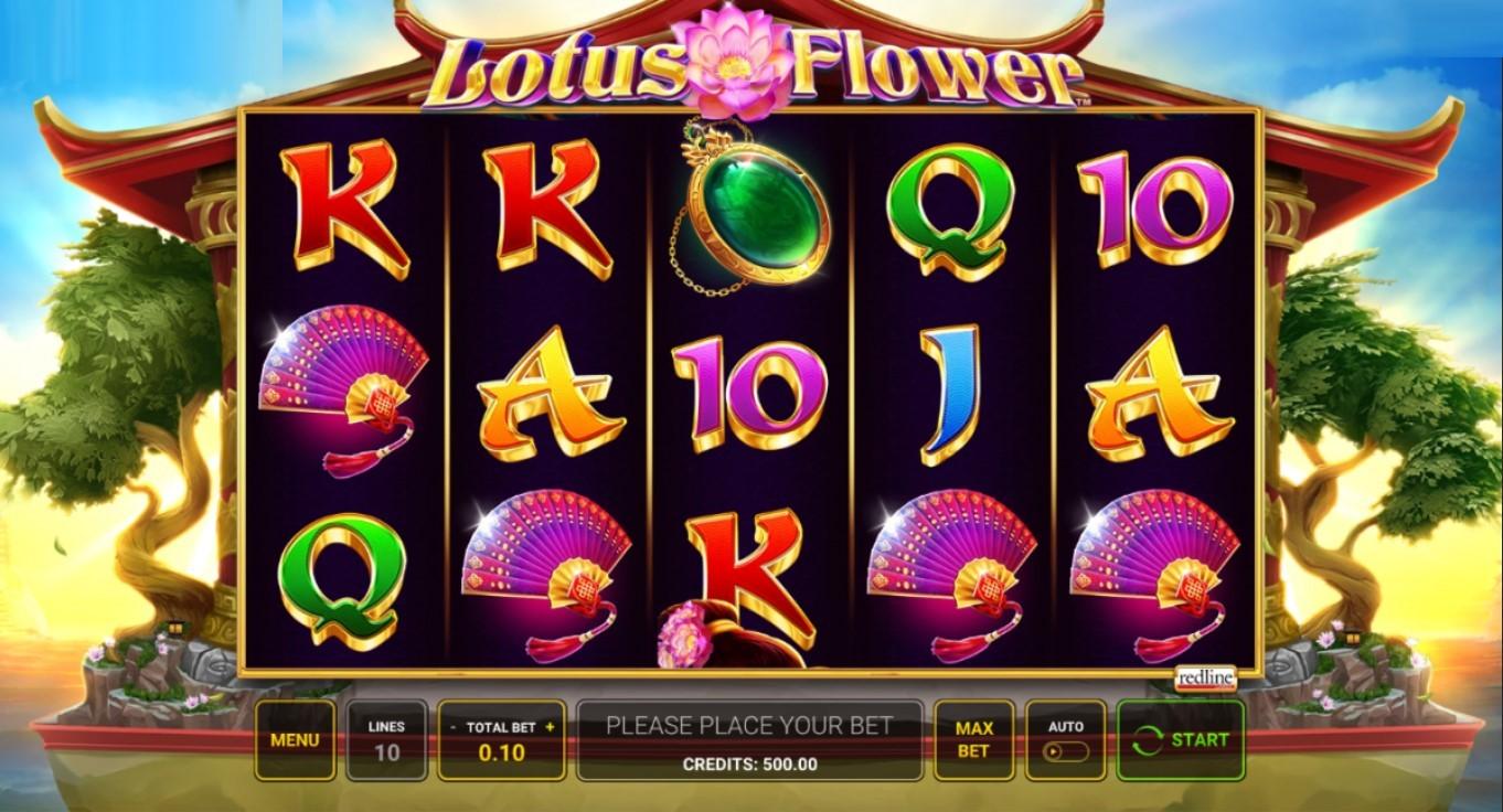 Lotus Flower demo